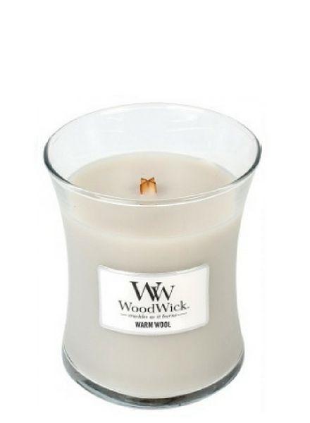 Woodwick WoodWick Medium Warm Wool