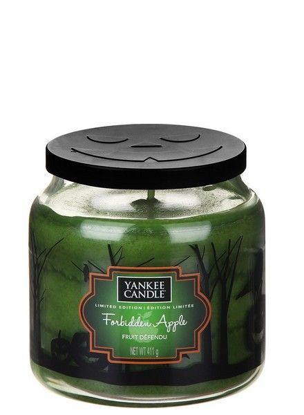 Yankee Candle Forbidden Apple Medium Jar 2017