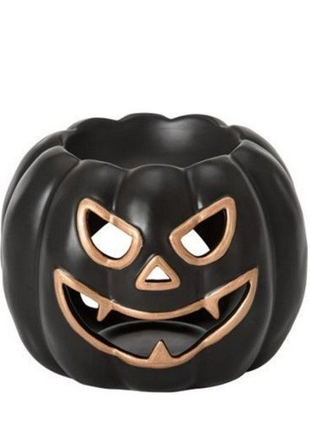Yankee Candle Halloween Tart Warmer Pumpkin