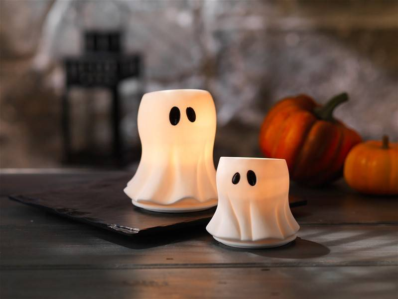 Yankee Candle Yankee Candle Halloween Votievehouder Glowing Ghost Small