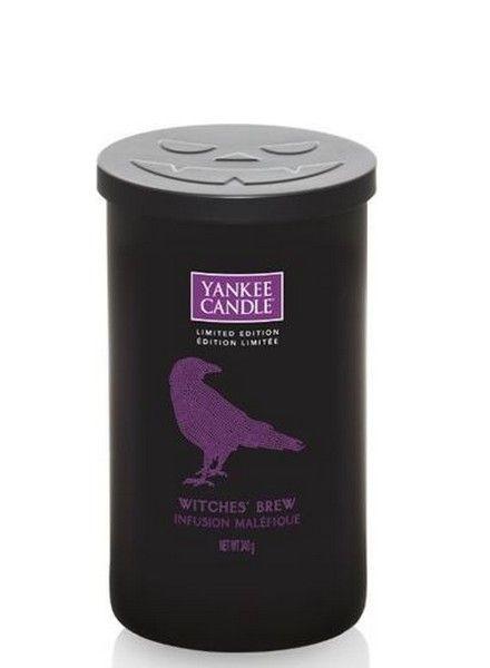 Yankee Candle Witches Brew Medium Pillar 2017