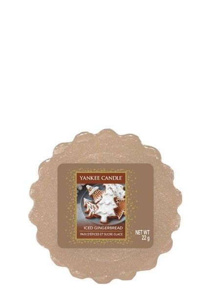 Yankee Candle Yankee Candle Iced Gingerbread Tart