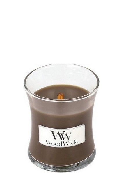 Woodwick WoodWick Mini Candle Oudwood