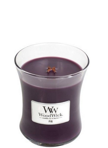 Woodwick WoodWick Medim Candle Fig