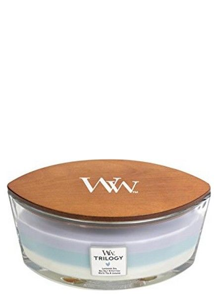 Woodwick WoodWick Calming Retreat Ellipse Trilogy