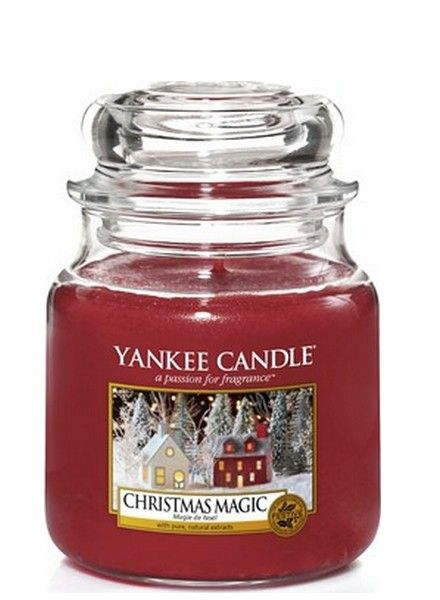Yankee Candle Yankee Candle Christmas Magic Medium Jar