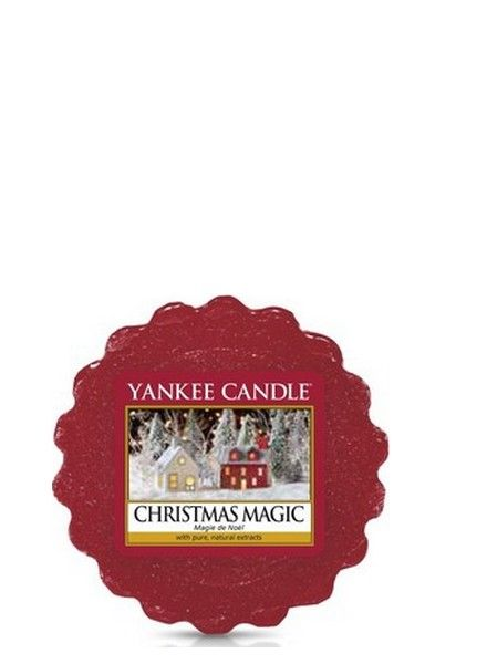 Yankee Candle Yankee Candle Christmas Magic Tart