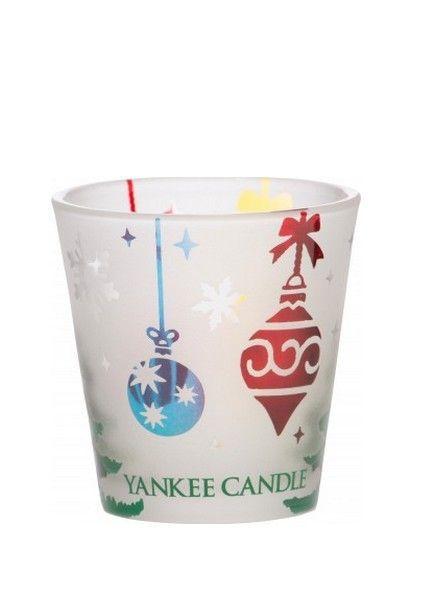 Yankee Candle Deck the Halls Votive Houder