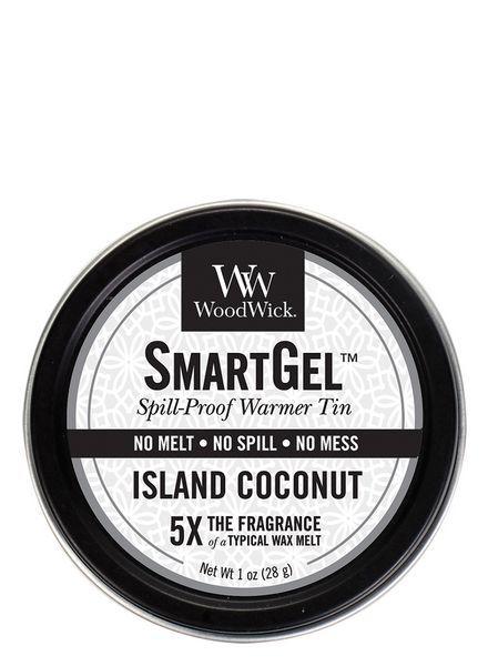 Woodwick Smart Gel Island Coconut