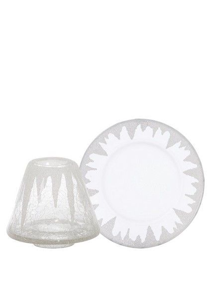 Yankee Candle Icicles Small Shade and Tray