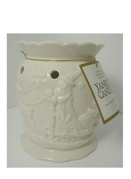 Yankee Candle Yankee Candle Tart warmer White Christmas