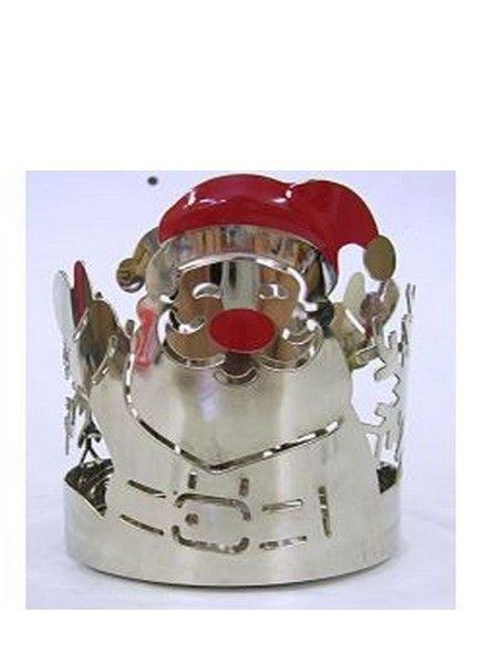 Yankee Candle Santa Jar Holder