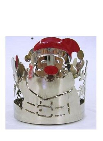 Yankee Candle Yankee Candle Santa Jar Holder