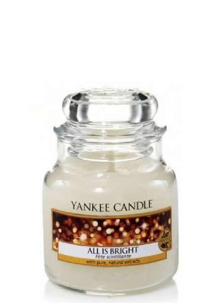 Yankee Candle Yankee Candle All Is Bright Small Jar