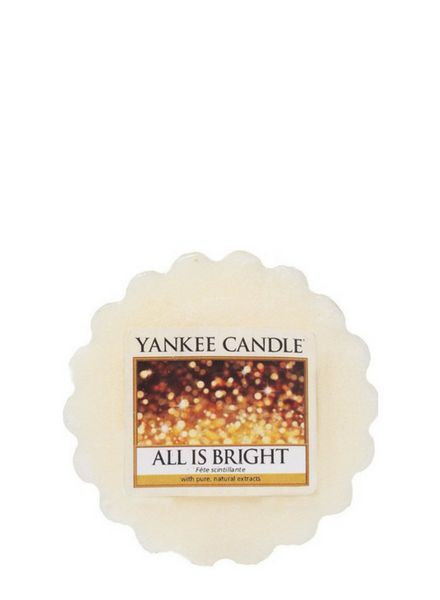 Yankee Candle All Is Bright Tart