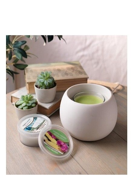 Yankee Candle Yankee Candle Scenterpiece Melt Cup Warmer Elizabeth