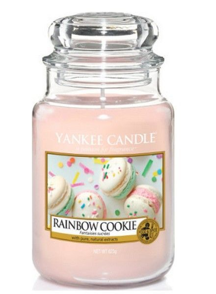 Yankee Candle Rainbow Cookie Large Jar