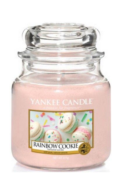 Yankee Candle Yankee Candle Rainbow Cookie Medium Jar