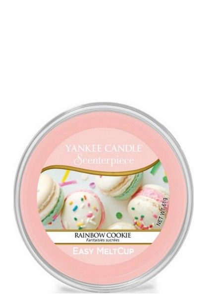Yankee Candle Yankee Candle Rainbow Cookie Scenterpiece Melt Cup
