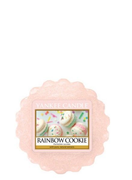 Yankee Candle Rainbow Cookie Tart