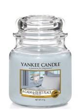 Yankee Candle A Calm & Quiet Place Medium Jar