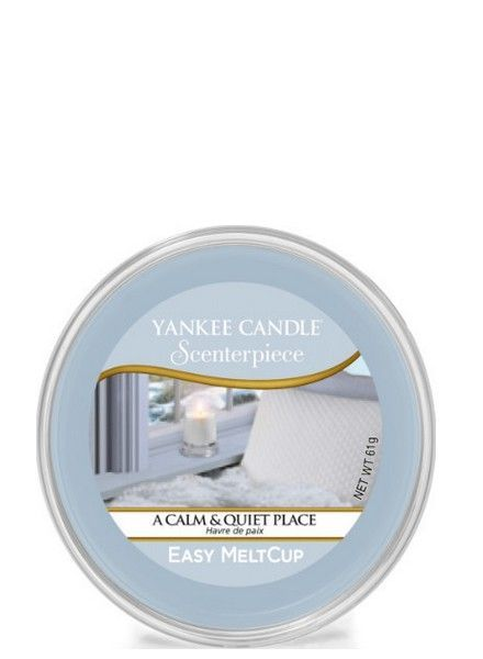 Yankee Candle A Calm & Quiet Place Melt Cup