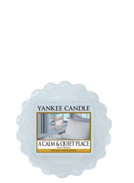Yankee Candle Yankee Candle A Calm & Quiet Place Tart