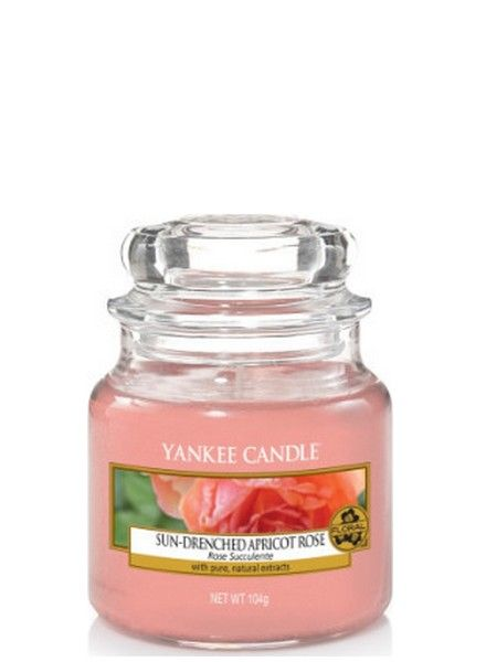 Yankee Candle Yankee Candle Sun Drenched Apricot Rose Small Jar