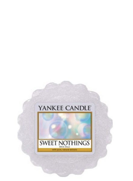 Yankee Candle Sweet Nothings Tart