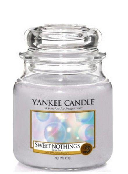 Yankee Candle Yankee Candle Sweet Nothings Medium Jar