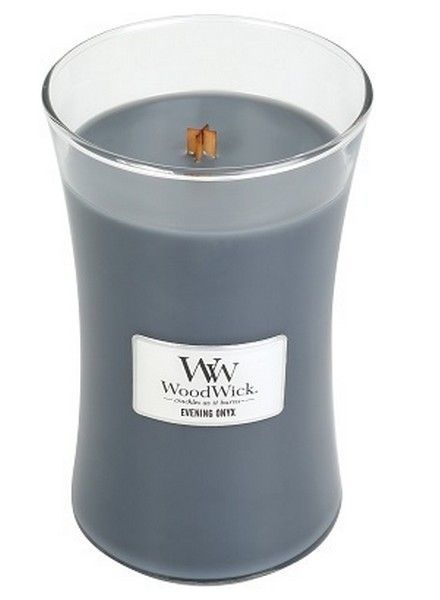 Woodwick Large Evening Onyx
