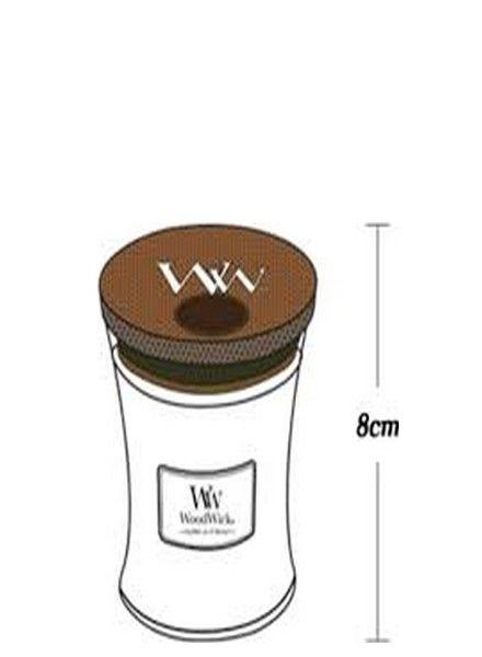 Woodwick Woodwick Mini Candle Evening Onyx
