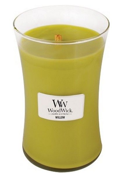 Woodwick WoodWick Large Candle Willow