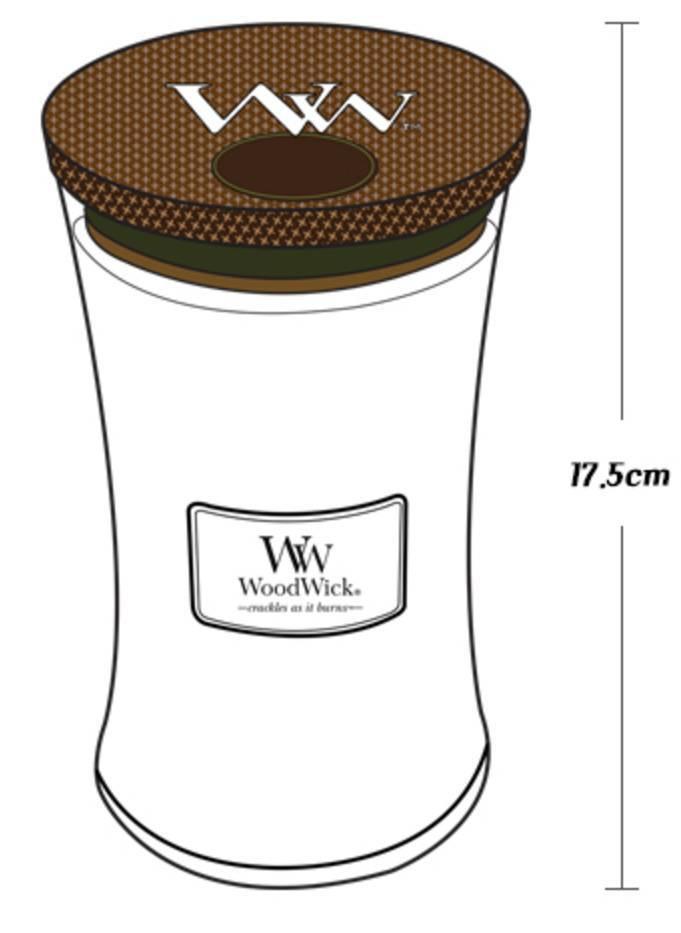 Woodwick WoodWick Woodland Shade Trilogy Large Candle