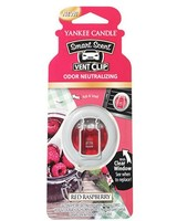 Yankee Candle Smart Scent Vent Clip Red Raspberry
