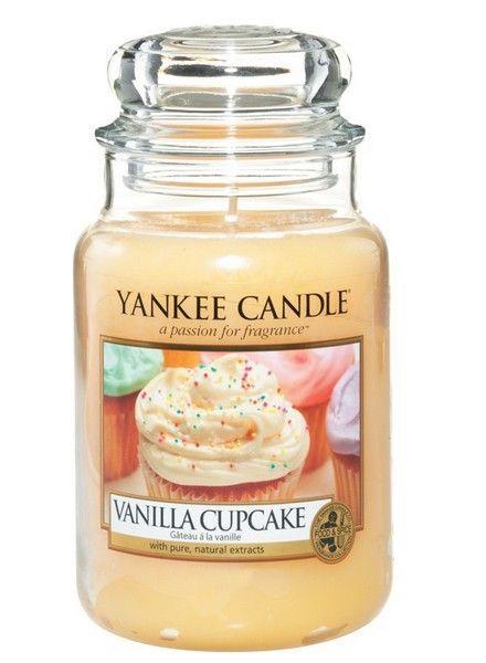 Vanilla Cupcake Large Jar