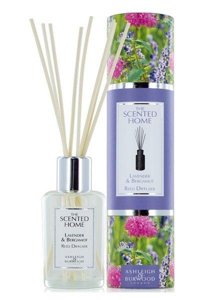 Ashleigh & Burwood Ashleigh & Burwood Lavender & Bergamot Geurstokjes