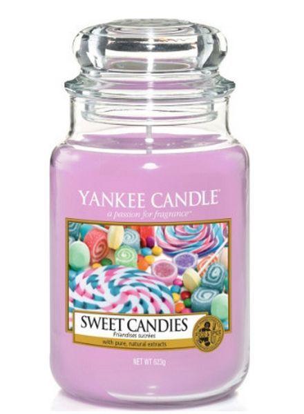 Yankee Candle Sweet Candies Large Jar