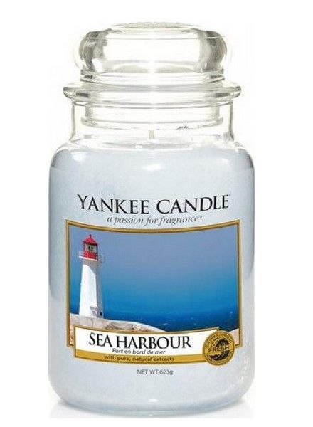Yankee Candle Sea Harbour Large Jar