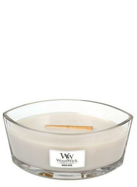 Woodwick WoodWick Ellipse Warm Wool