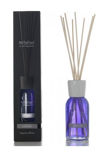 Millefiori Milano  Millefiori Milano Cold Water Geurstokjes Natural 100 ml