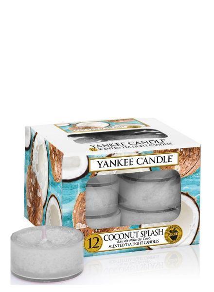 Yankee Candle Coconut Splash Theelichten