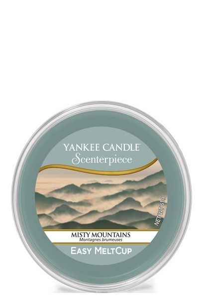Yankee Candle Misty Mountains Melt Cup