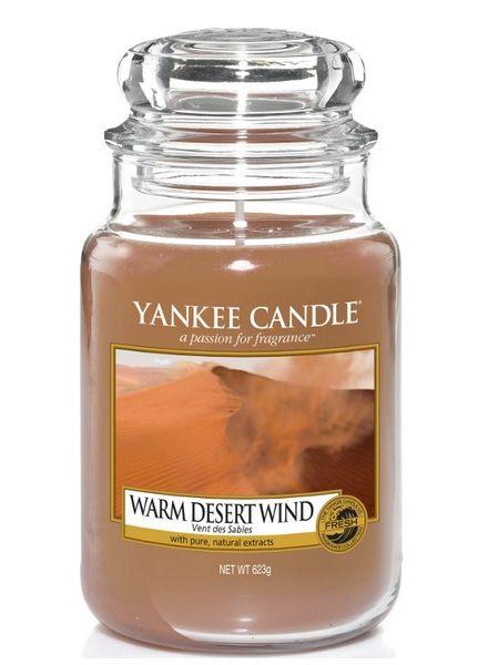 Yankee Candle Yankee Candle Warm Desert Wind Large Jar