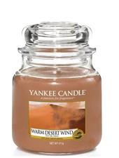 Yankee Candle Warm Desert Wind Medium Jar