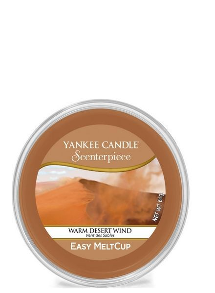 Yankee Candle Warm Desert Wind Melt Cup