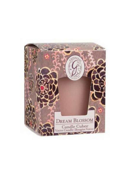 Greenleaf Greenleaf Candle Cube Dream Blossom