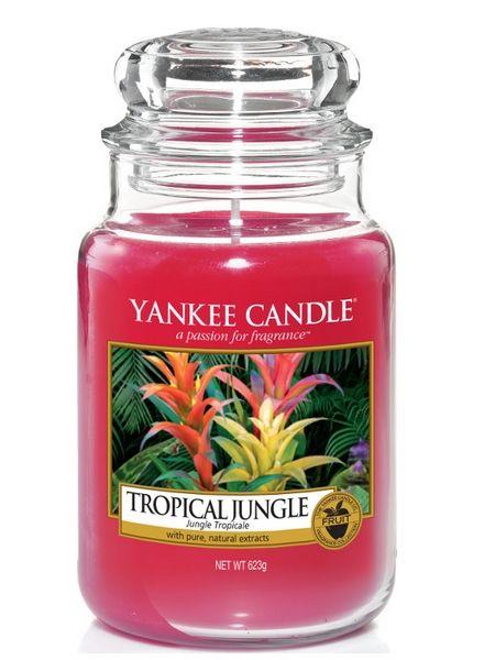 Yankee Candle Yankee Candle Tropical Jungle Large Jar