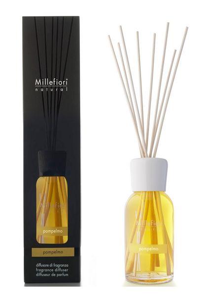 Millefiori Milano  Millefiori Milano Pompelmo Geurstokjes Natural 250ml