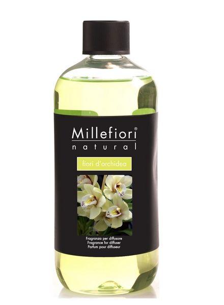 Millefiori Milano  Millefiori Milano Fiori Di Orchidea Navulling Natural 500ml